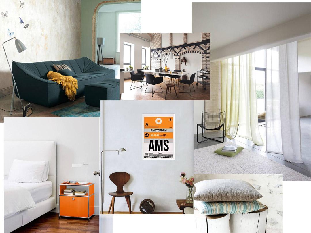 Design hat viele Facetten // So kannst du dein Zuhause verschönern