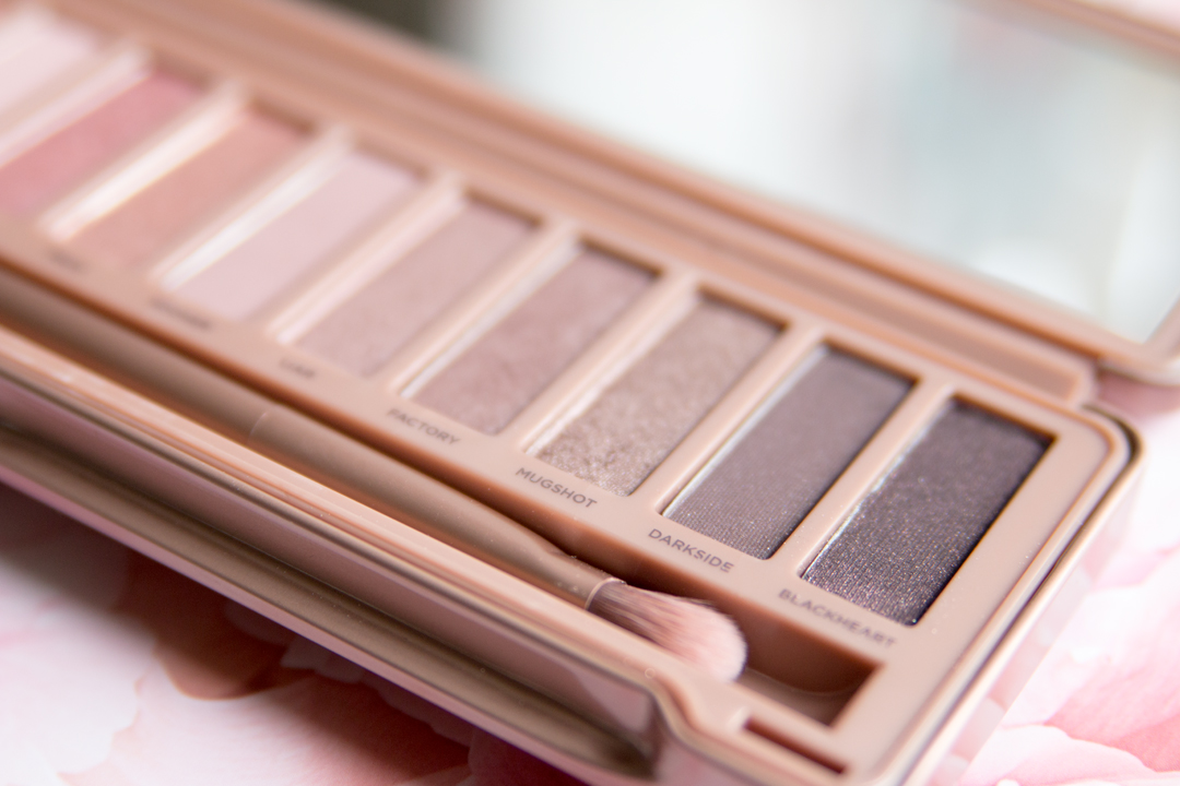 Review zur Urban Decay Naked 3 Palette
