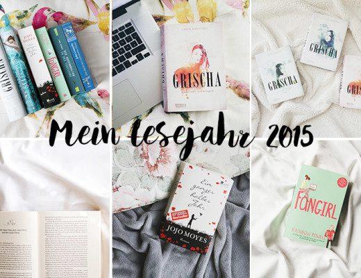 Mein Lesejahr 2015