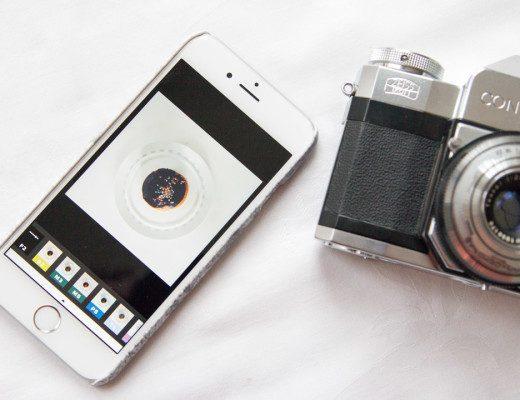 Meine liebsten Bildbearbeitungsapps & VSCO Filter