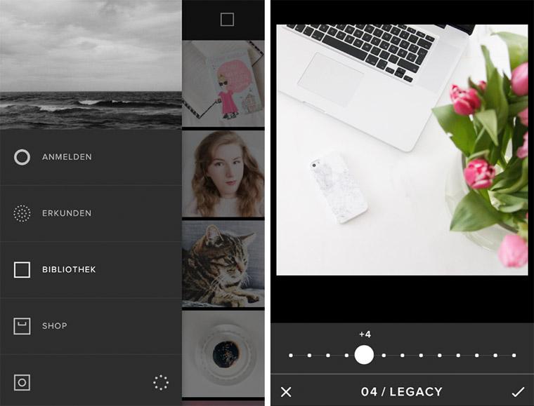 Meine liebsten Bildbearbeitungsapps & VSCO Filter // VSCOCAM App