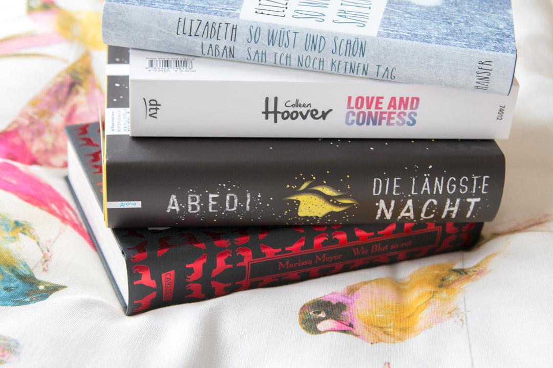 Buchneuzugänge: Colleen Hoover, Isabel Abedi und mehr
