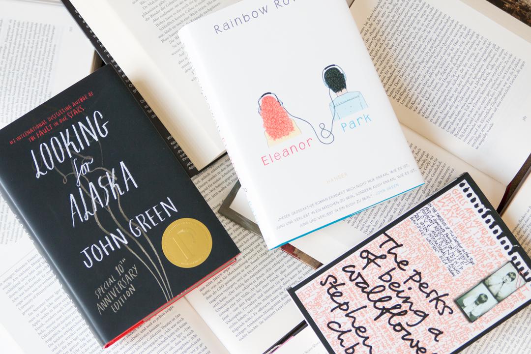 Kampf der Buchgenres // Die schönsten Jugendbücher & Helden des Alltags
