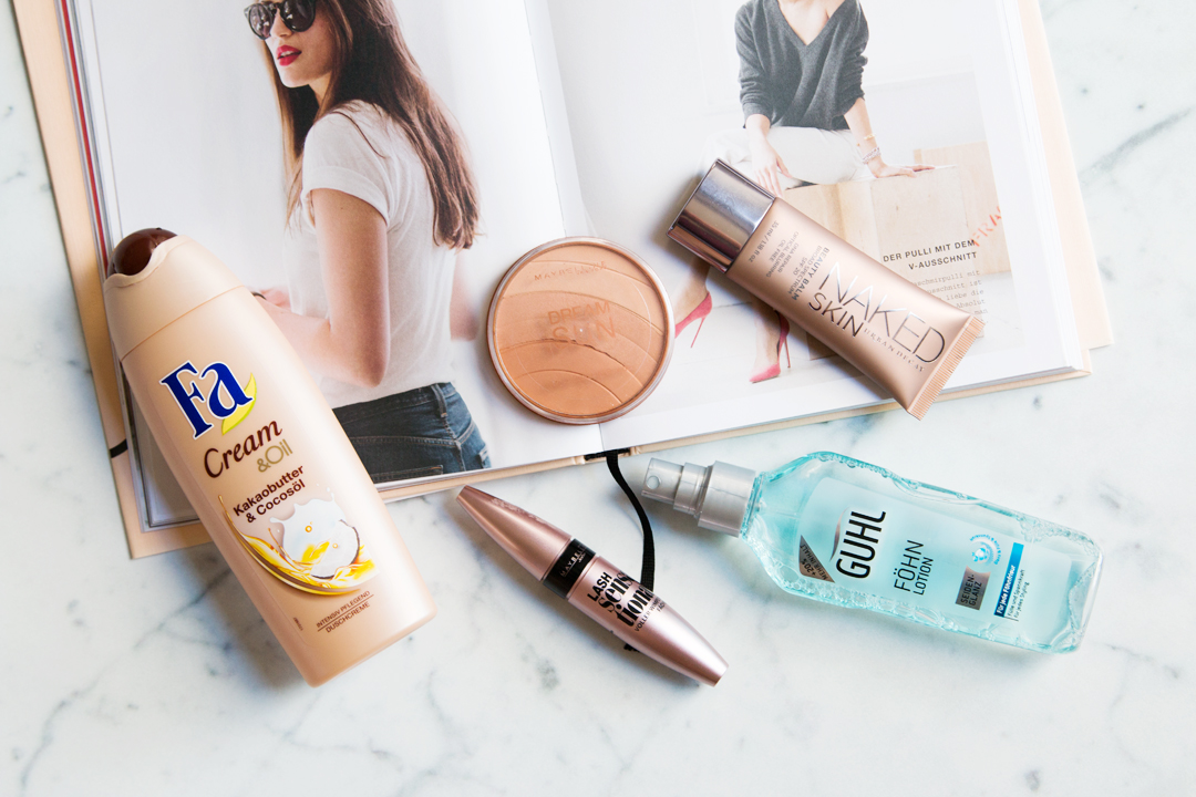 Beauty Favourites im August