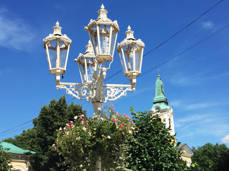 Ein Ausflug nach Franzensbad