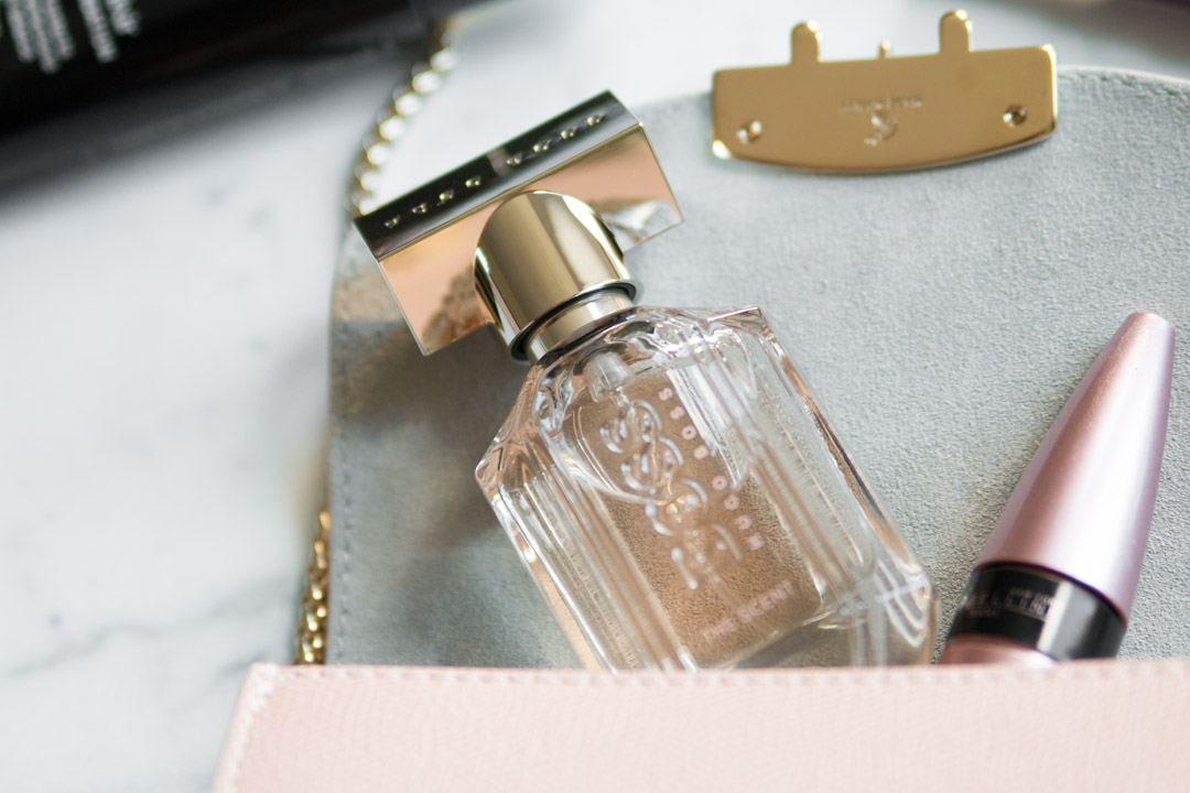Autumn Look + Hugo Boss The Scent For Her