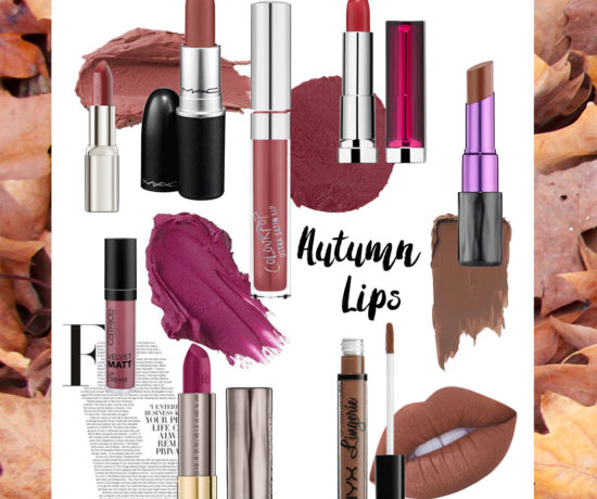 Trend: Dark Lips
