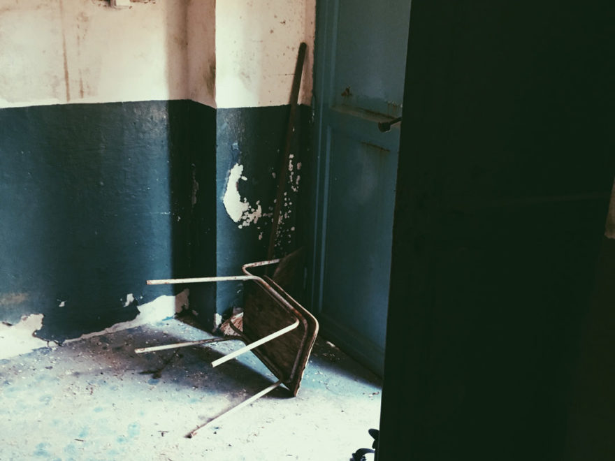Recent Pictures: Abandoned Places