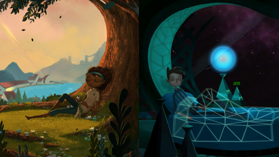 4 traumhaft schöne Point-and-Click-Adventures – Broken Age by Double Fine Productions