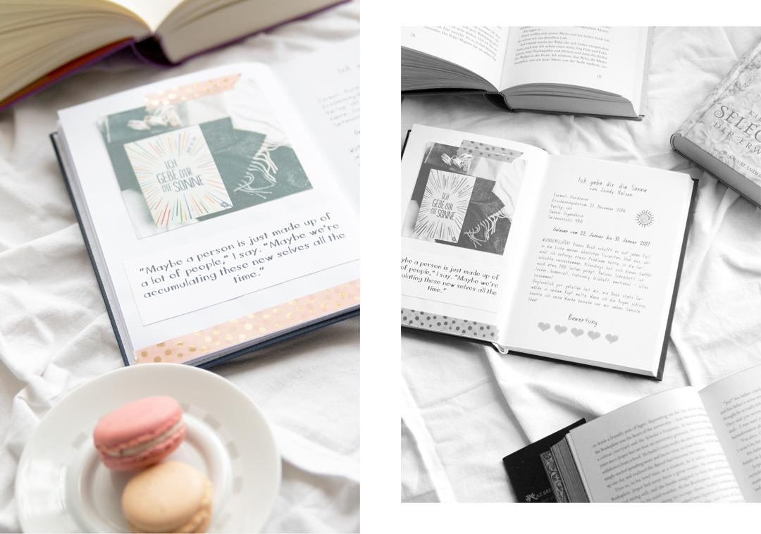 Bookjournal gestalten // Tipps & Tricks