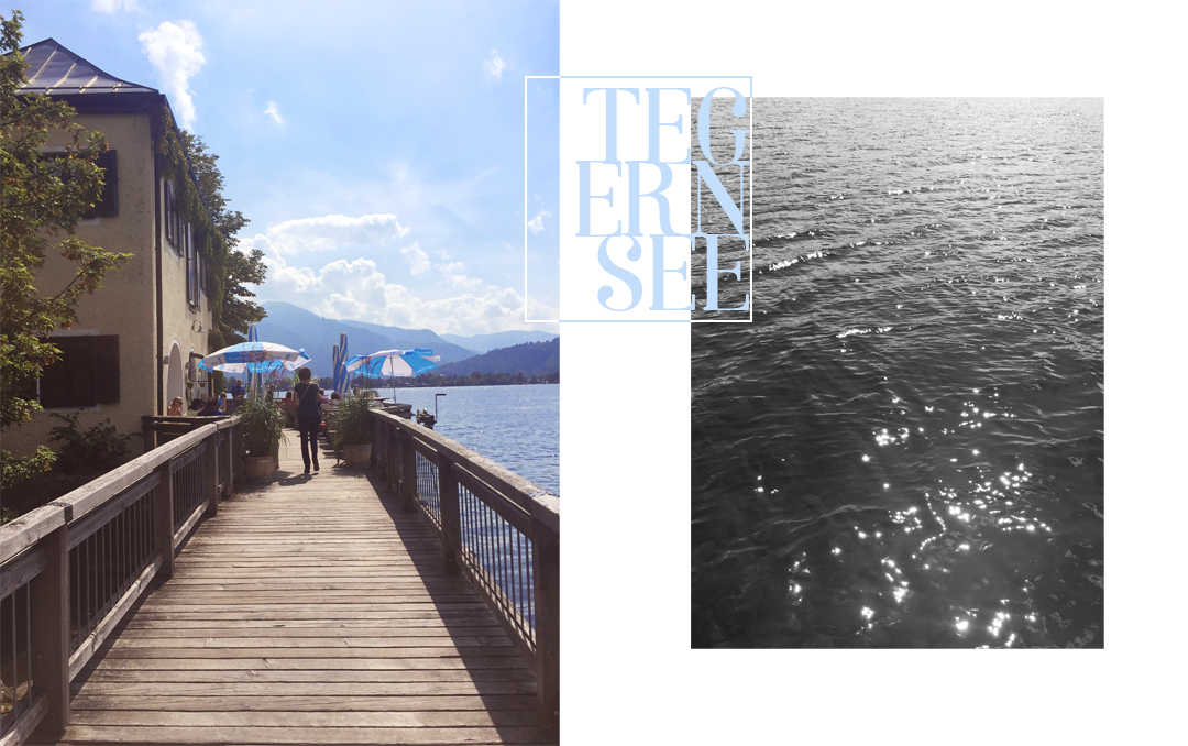 Vacation Vibes // Entspannung pur am Tegernsee
