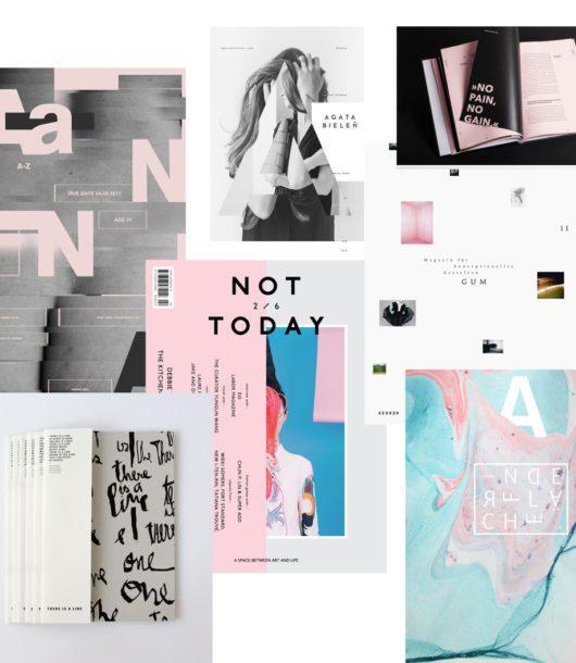 Editorial Design & Graphic Design Inspiration Vol. 2