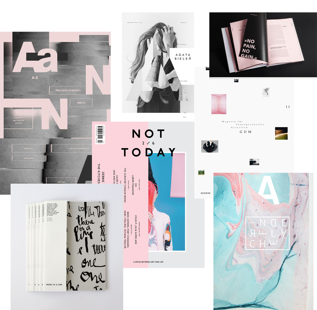 Editorial Design & Graphic Design Inspiration Vol. 2