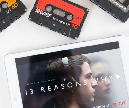 Gehyped: 13 Reasons Why // Meinung & Vergleich zum Buch