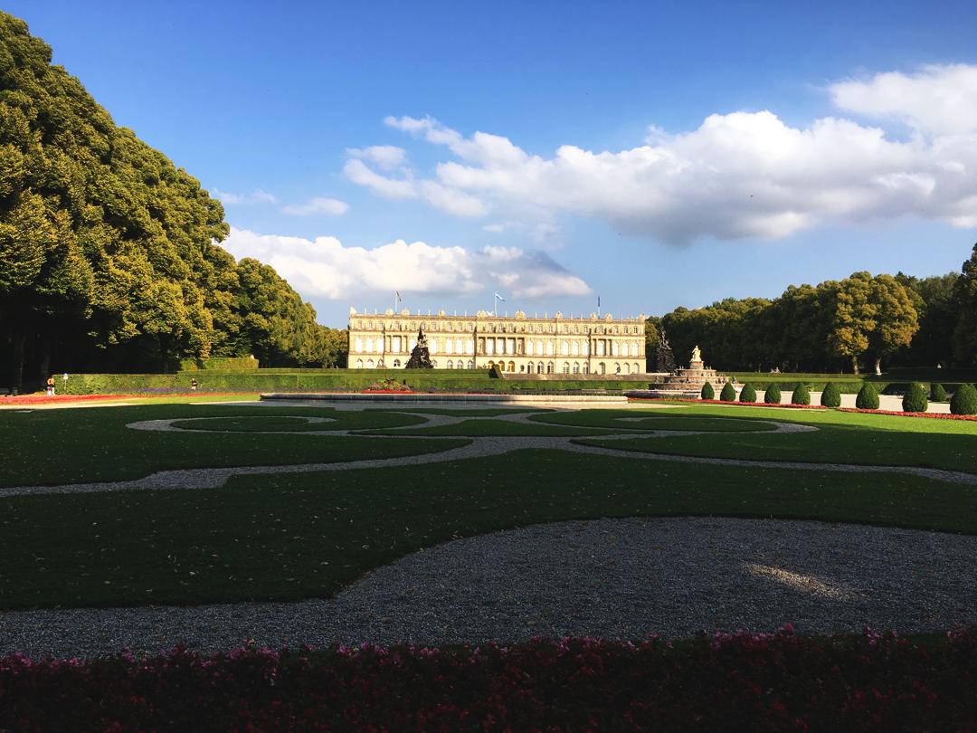 Impressionen: Schloss Herrenchiemsee