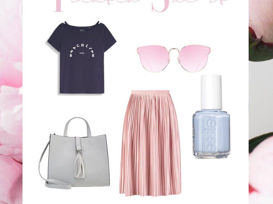 Big Love: The Pleated Skirt – Plisseerock richtig stylen
