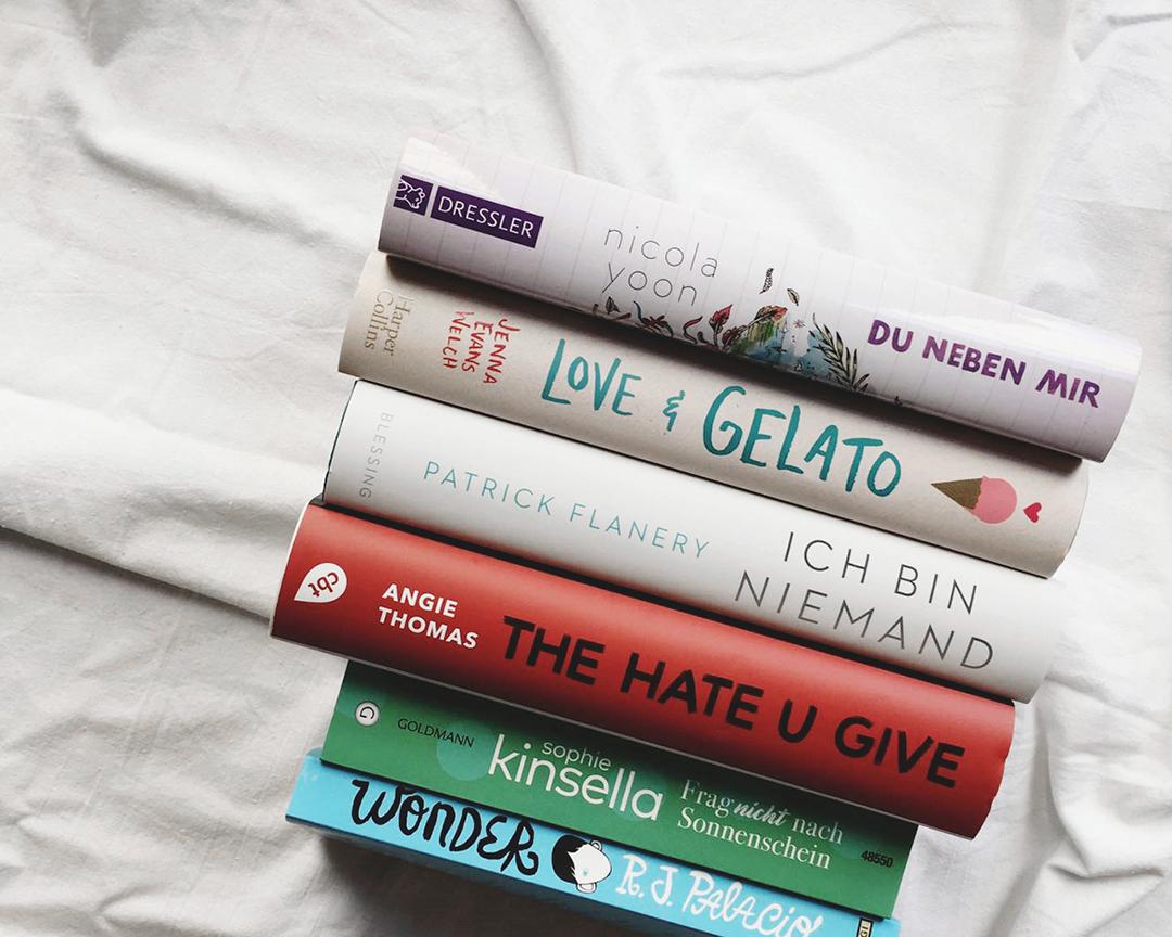 Perfect Summer Reads // Was ich mir vorgenommen habe