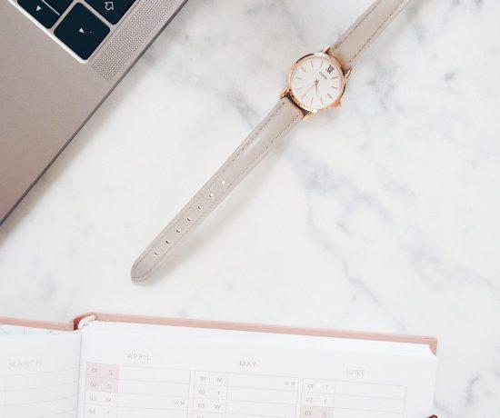 Das richtige Zeitmanagement & wie man den Alltag besser organisieren kann