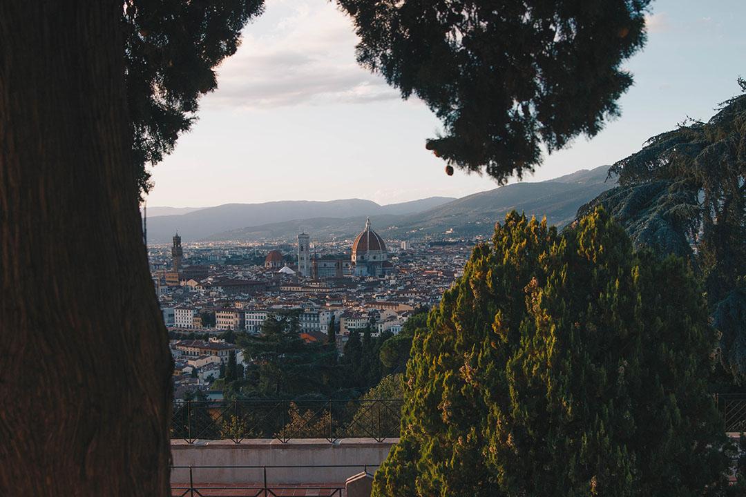 Best Place in Florence: Piazzale Michelangelo & San Miniato al Monte