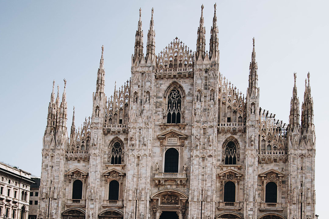 Travel Diary: From Milan To The Sea And Back