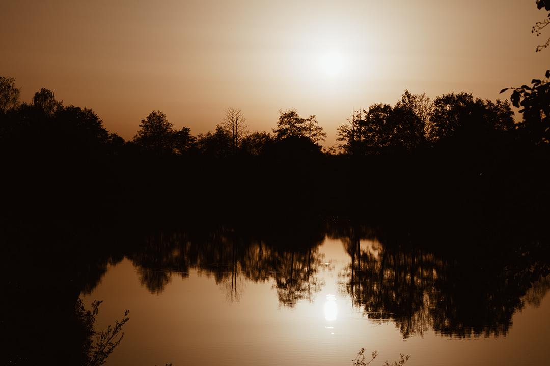 Die Ruhe genießen und wie man es lernt
