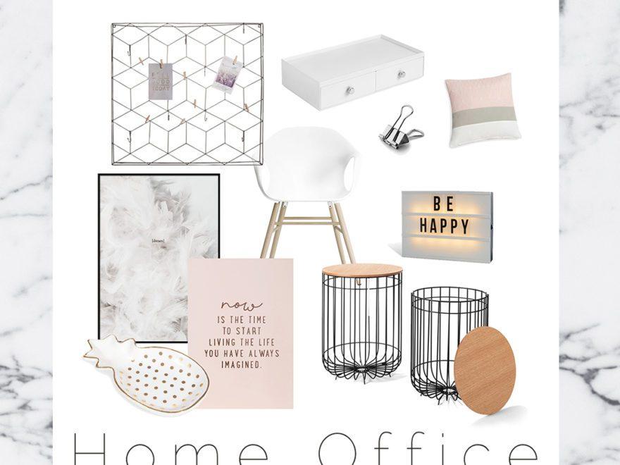 Interior Inspiration: Accessoires für das Home Office