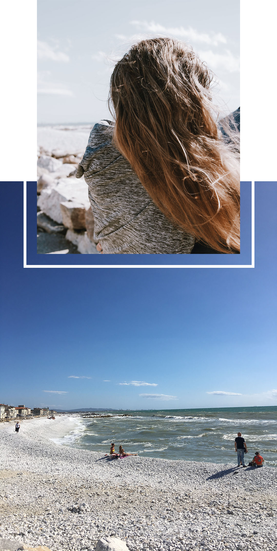 Sehnsucht nach Meer // Marina di Pisa