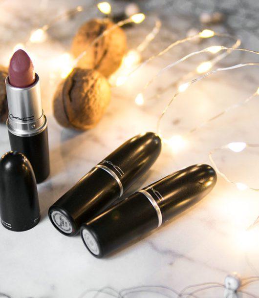 Verlosung: MAC Lippenstift in deiner Wunschfarbe { Bloggin' around the Christmastree – 8. Türchen }