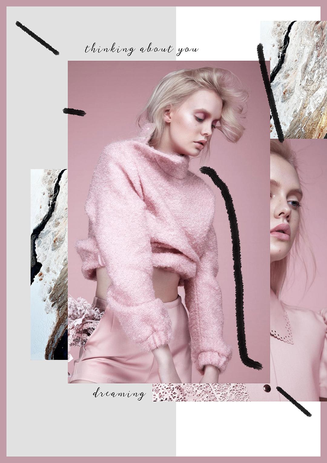 In 5 Schritten zur Fashioncollage