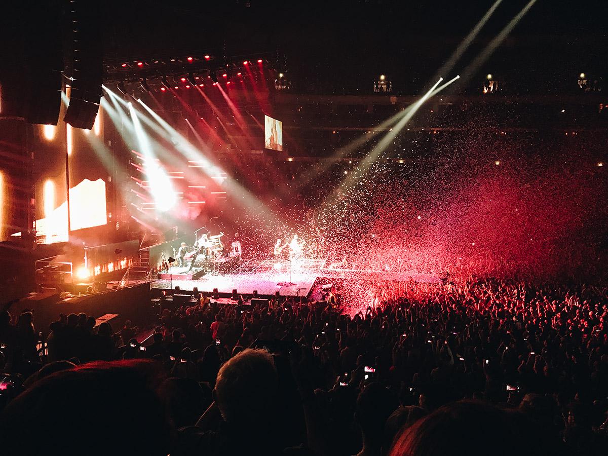 Imagine Dragons in Prag // Meine Eindrücke vom Konzert