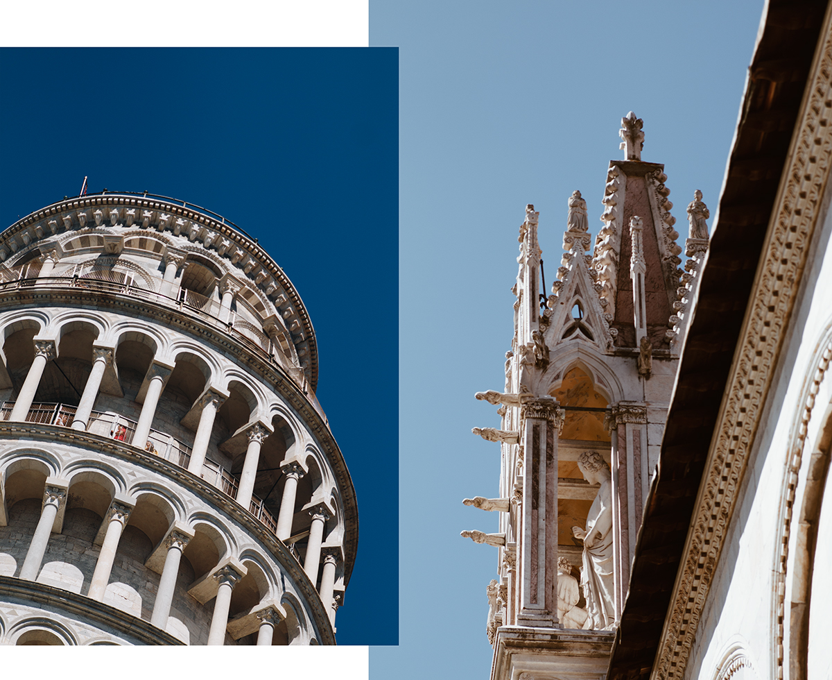 Postcards from Pisa