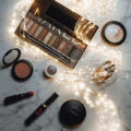 Glamouröses Make-Up für die Feiertage { Blogging under the mistletoe }