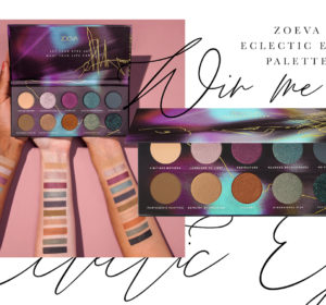 Verlosung: Zoeva Eclectic Eyes Palette { Bloggin' around the christmastree }