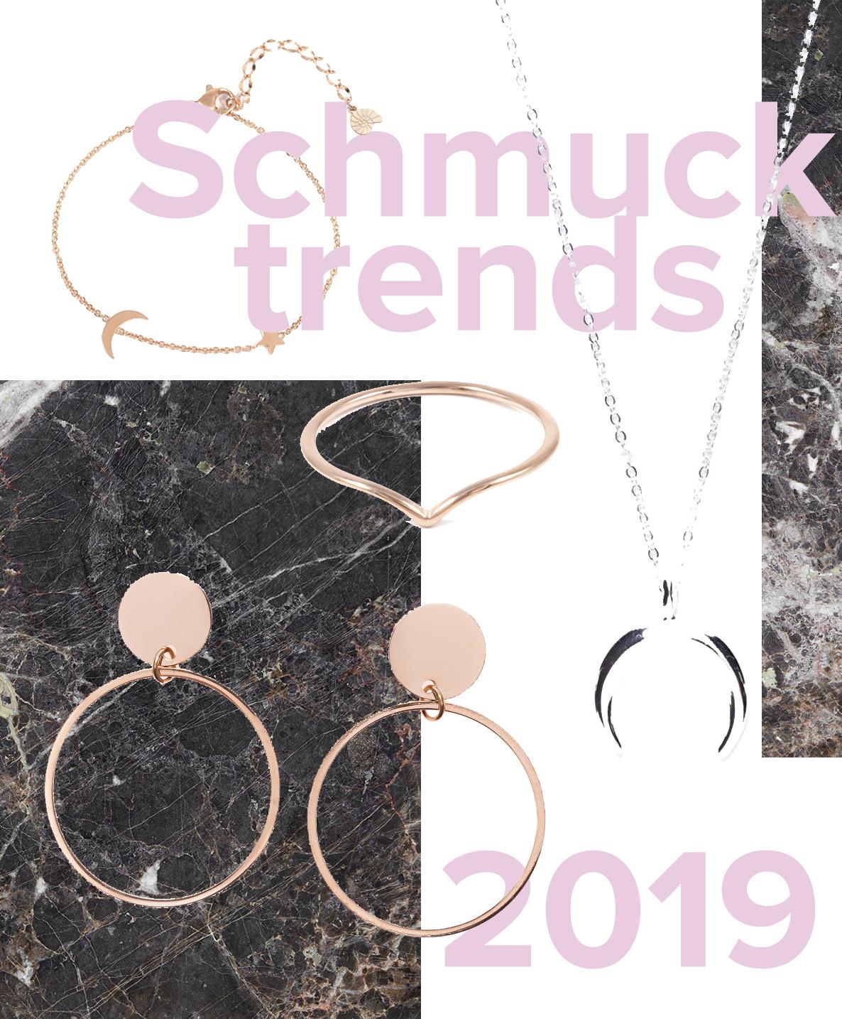 Schmucktrends 2019 // Accessoires für jeden Typ & 10% Rabatt bei Happiness Boutique