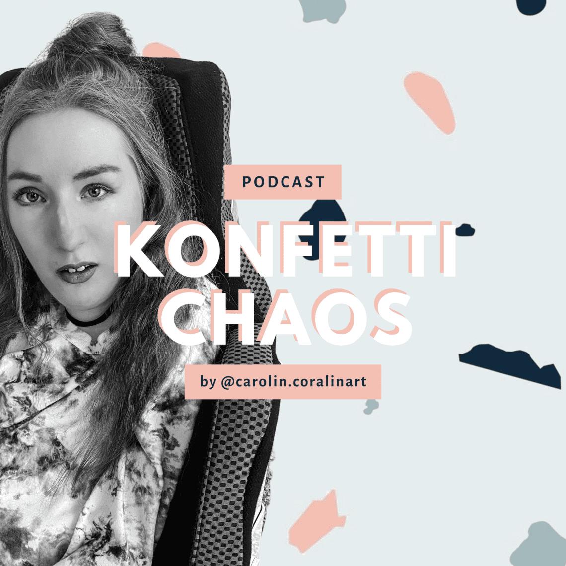 Konfettichaos Podcast Cover
